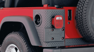 Jeep Body Protection