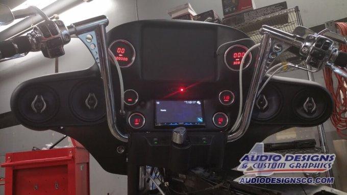 Harley Davidson Audio