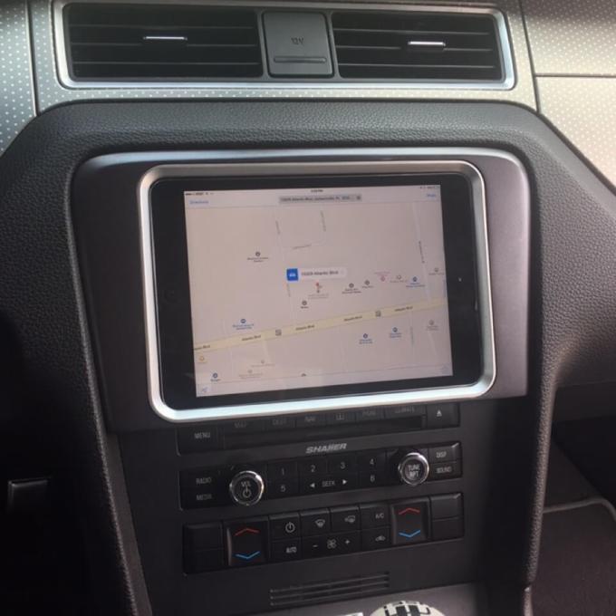 Premium iPad In-Dash Vehicle Integration