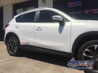 2016 Mazda CX-5 Vinyl Graphics