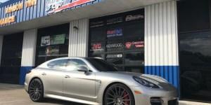 Porsche Panamera Stereo