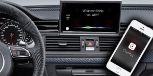 Wireless CarPlay and Android Auto