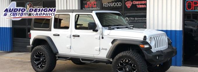 JL Jeep Audio
