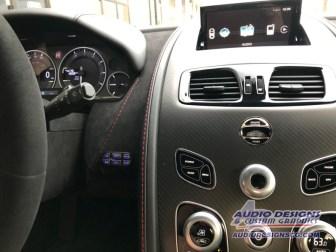 Aston Martin Radar