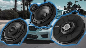 Product Spotlight Audison Speaker Upgrades for BMWs and Minis