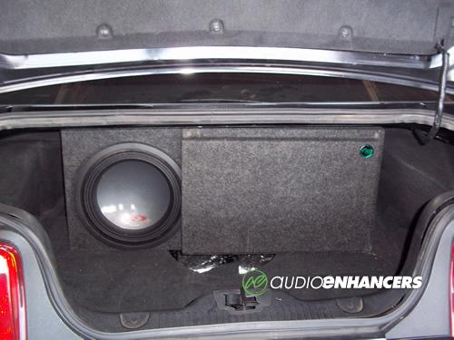 0 1 Ported Box Subwoofer Ft 3
