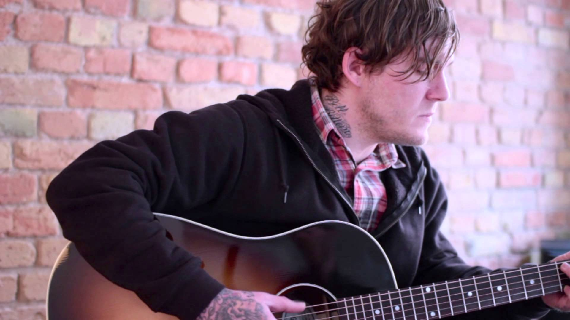 Loud Amp Tasteless Brian Fallon Of The Gaslight Anthem