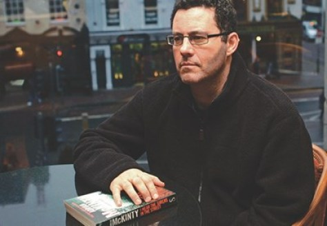 Image result for author Adrian McKinty