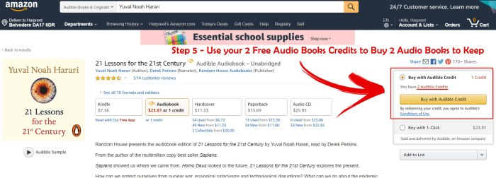 Audible Audiobook Service Review [2019] - AudioforBooks com