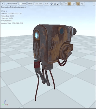 InSomnia RPG – First Letsplay and Repair Bot Sound Design