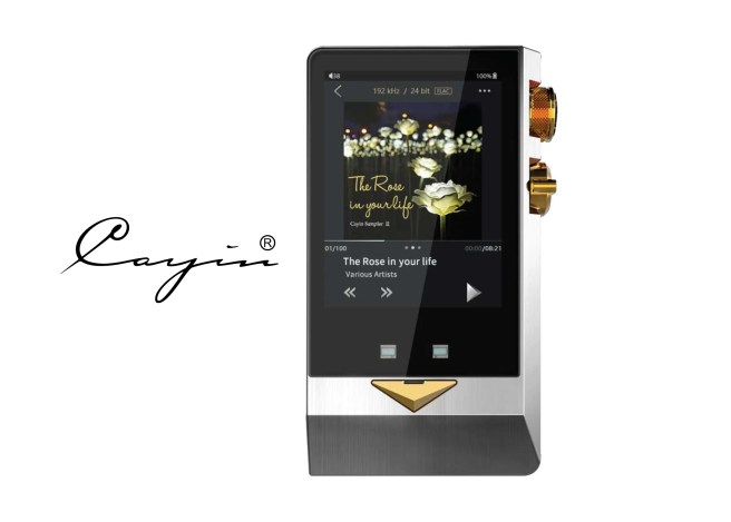 Cayin N8 MQA Certified Portable  Audio Player