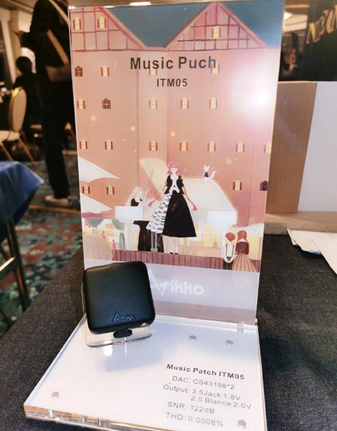 ikko Music Patch ITM05