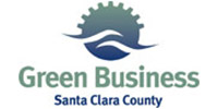 Green Business - Santa Clara County - Proud Member, 100% Solar Powered