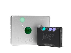 Mojo & Hugo from Chord Electronics