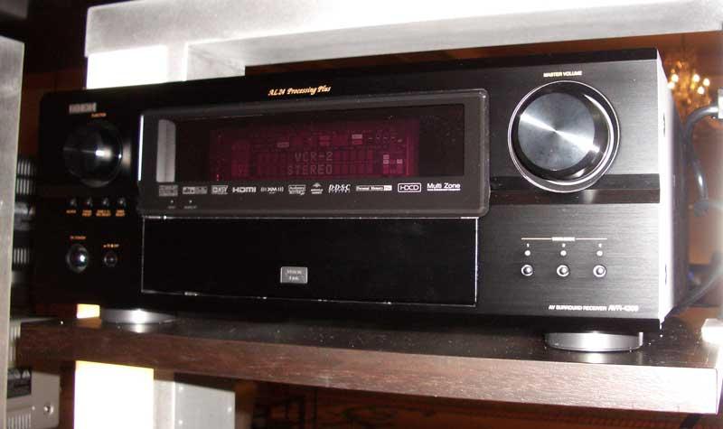 Wireless Speakers Av Amp
