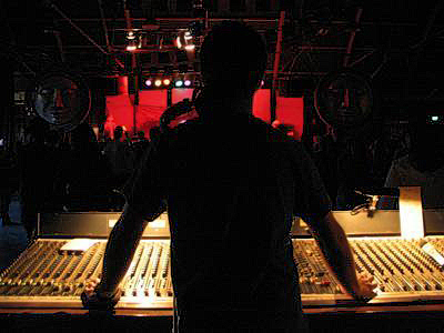 Image result for live sound engineer