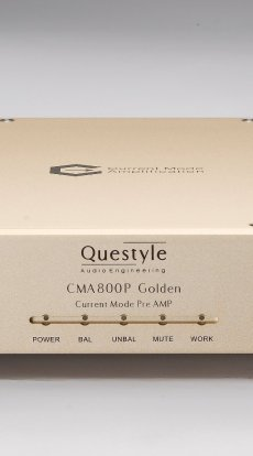 Questyle CMA800P Golden