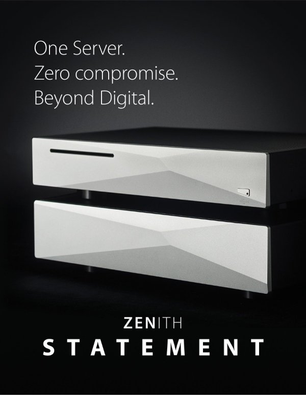 Innuos Zenith Statement
