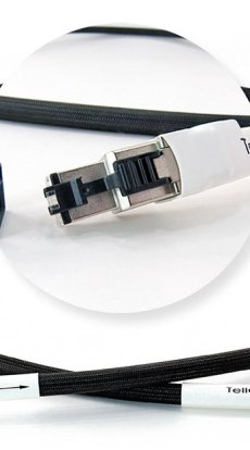Tellurium Q Black Diamond Digital Streaming Cable
