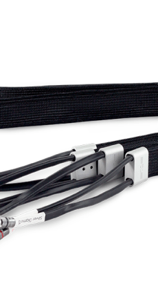 Tellurium Q Silver Diamond Speaker Cable