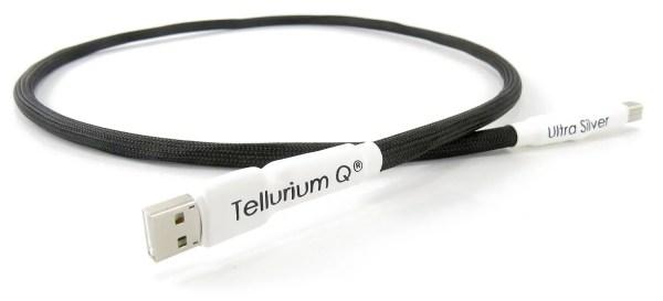 Tellurium Q Ultra Silver USB