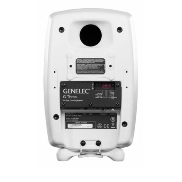 Genelec G Three rear
