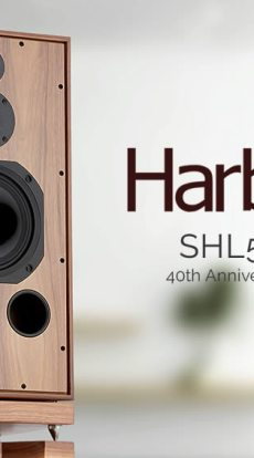 Harbeth Super HL5 Plus Anniversary