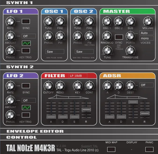 Synth vst free