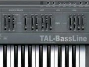 Free Audio Plugin - Tal-BassLine