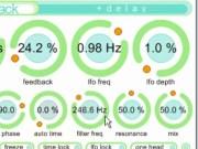 +delay - free audio plugin