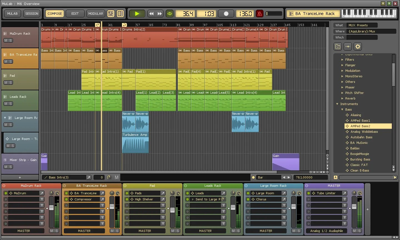 MuLab   Audio Plugins for Free