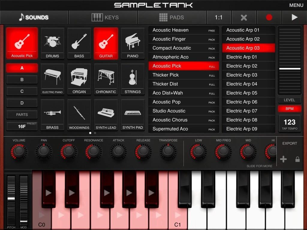 Kvr: sampletank by ik multimedia sound module vst plugin, audio.