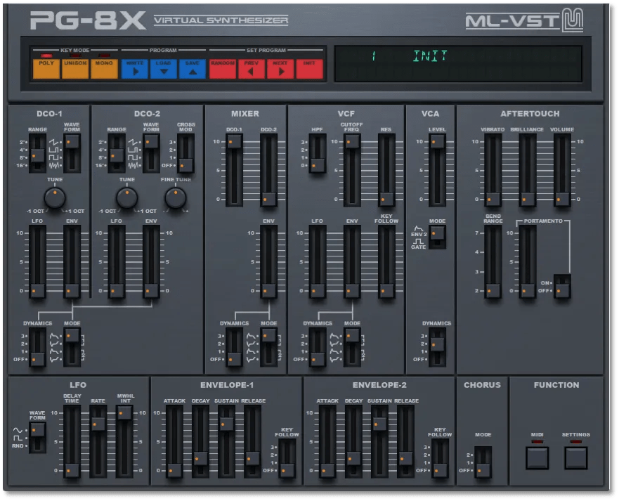 PG-8X 2.0 | Audio Plugins for Free