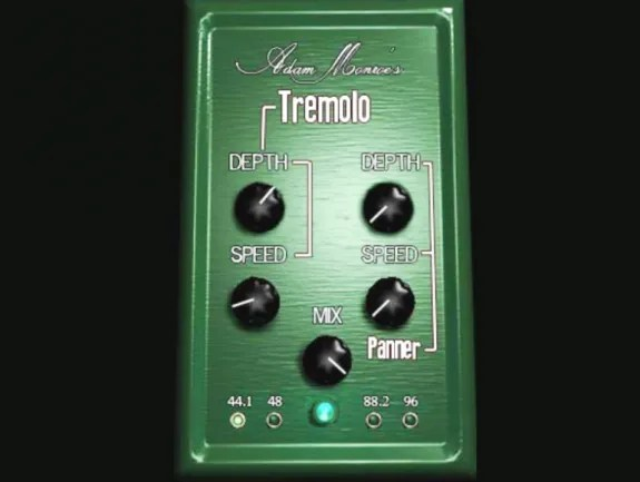 Adam Monroe's Tremolo | Audio Plugins for Free