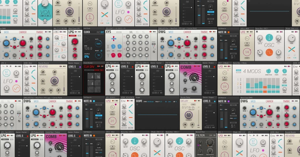 Native instruments Blocks Wired (Modular synth, Native
