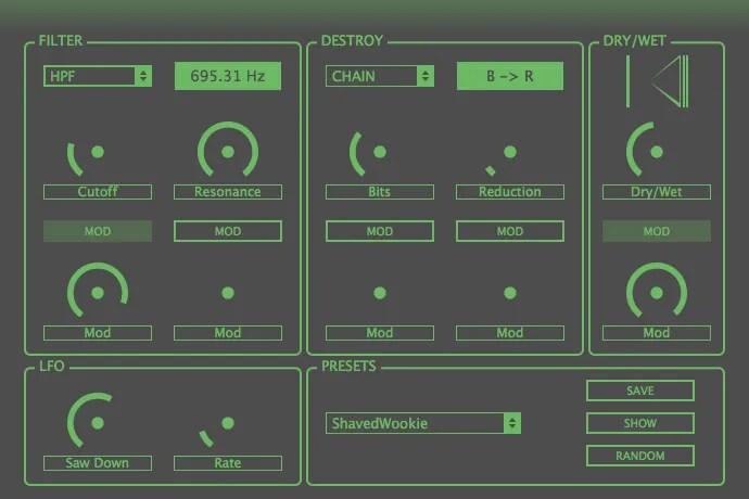 SicknDstroy   Audio Plugins for Free