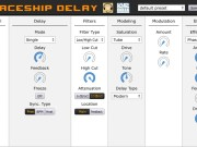 Spaceship Delay | Audio Plugins for Free