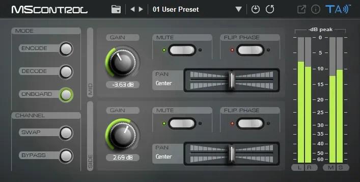 MScontrol | Audio Plugins for Free