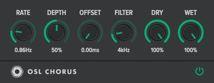 OSL Chorus | Audio Plugins for Free