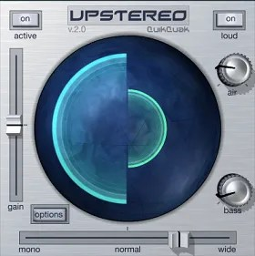 UpStereo | Audio Plugins for Free