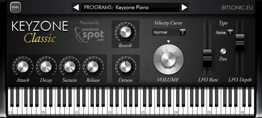 Keyzone Classic 1.0 Free | Audio Plugins for Free
