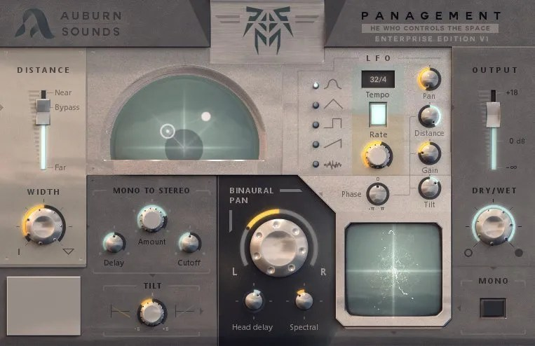 Panagement | Audio Plugins for Free