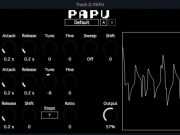 Nintendo game boy Papu | Audio Plugins for Free