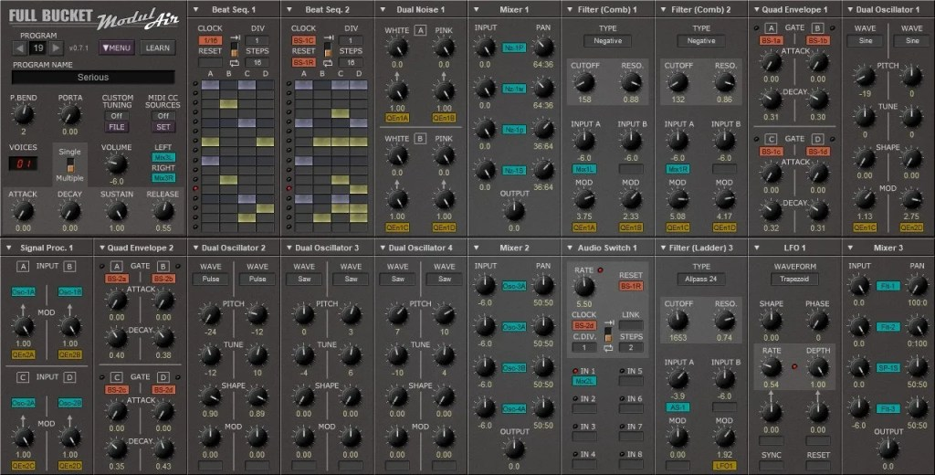 ModulAir   Audio Plugins for Free