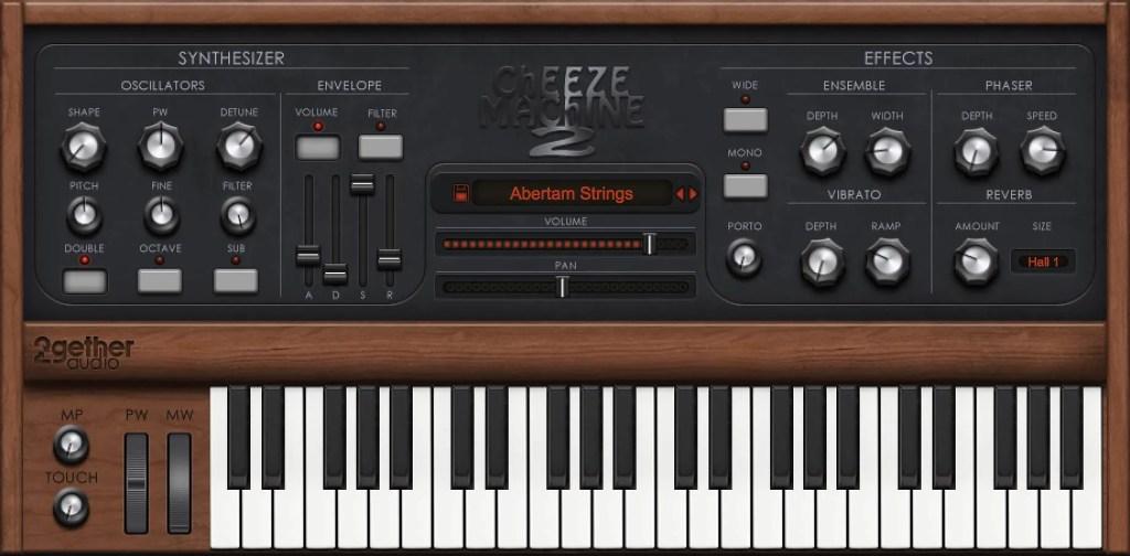 CheezeMachine2 | Audio Plugins for Free