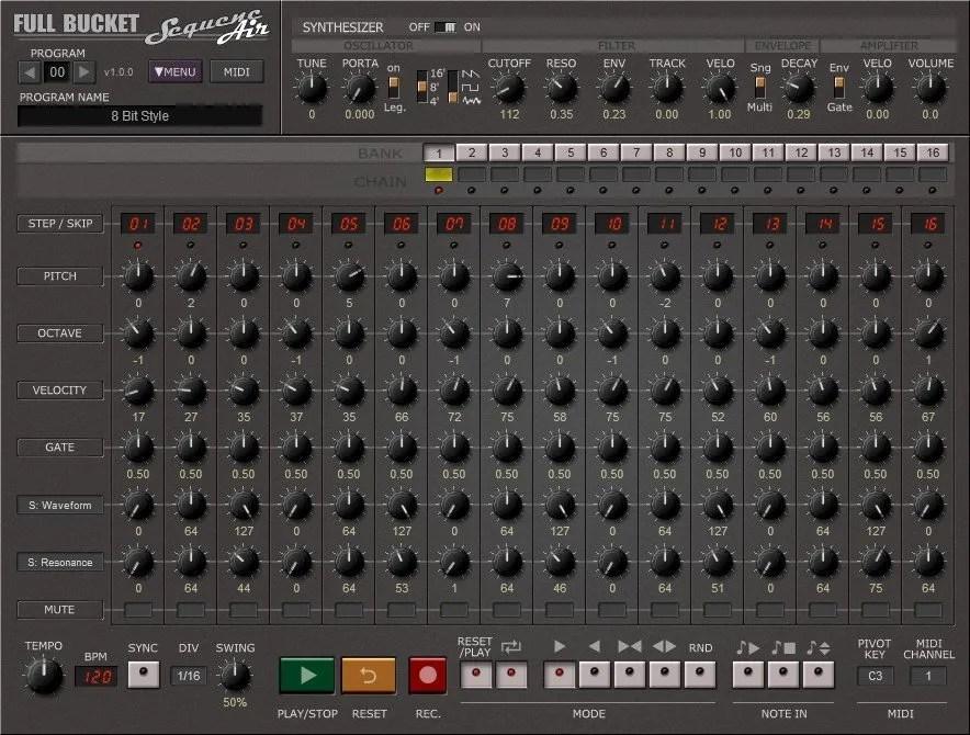 SequencAir   Audio Plugins for Free