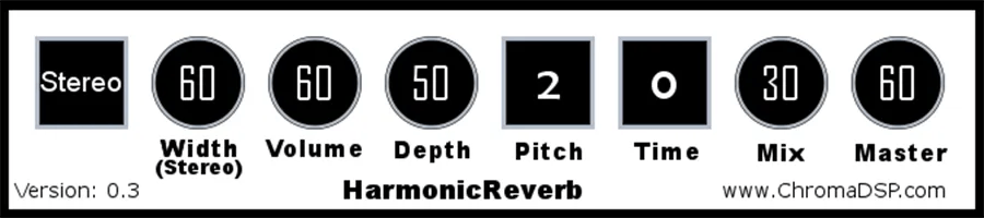 HarmonicReverb | Audio Plugins for Free