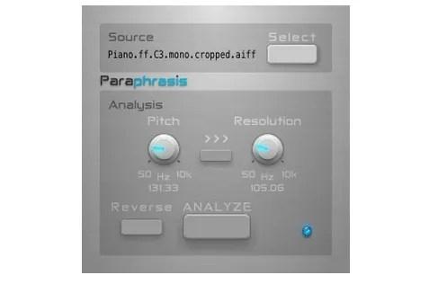Paraphrasis | Audio Plugins for Free