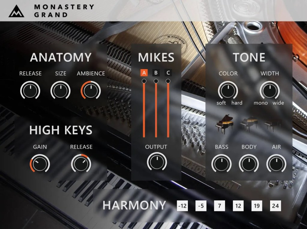 MonasteryGrand | Audio Plugins for Free