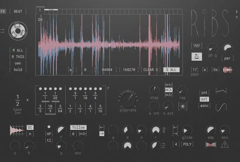 Ribs | Audio Plugins for Free